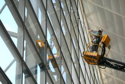 nettoyage professionnel vitres